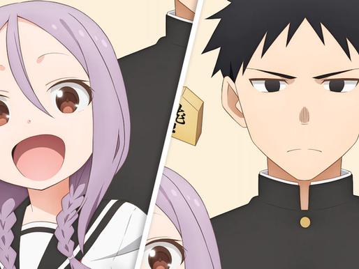 'When Will Ayumu Make His Move?' romcom TV anime announces July 2022 premiere, releases key visual