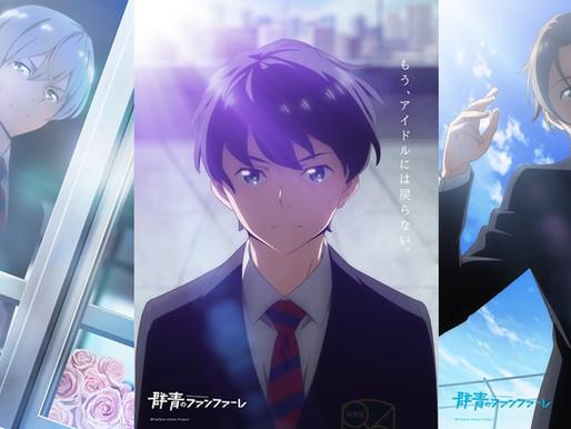 'Fanfare of Adolescence', Aniplex's new original TV anime project announces Spring 2022 broadcast