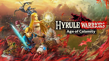 'Hyrule Warriors: Age of Calamity' NSW game announced for Nov. 20 release, a story 100 years before The Legend of Zelda: BOTW