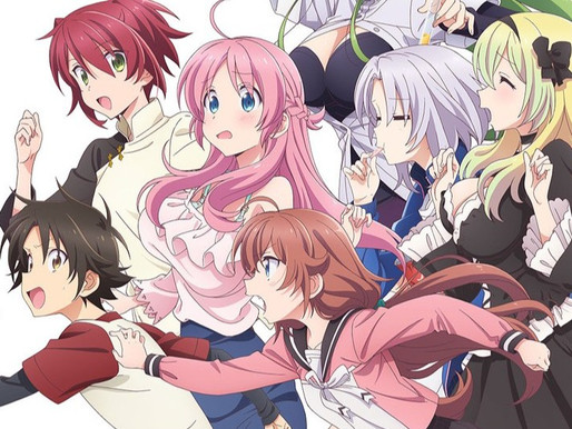 'Mother of the Goddess' Dormitory' TV anime reveals new key visual, airs July 14 in Japan