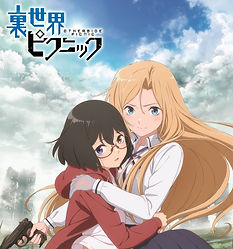 'Otherside Picnic' sci-fi yuri TV anime series reveals theme song artists, anime premieres January 4, 2021