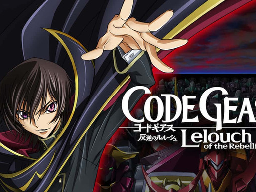 'Code Geass: Lelouch of the Rebellion' re-broadcasts in October with new OP/ED for 15th anniversary