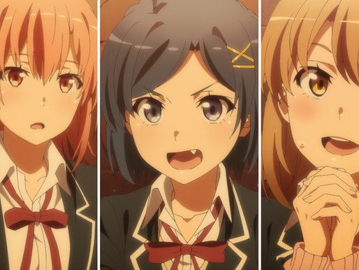 'OreGairu: My Teen Romantic Comedy SNAFU' gets new OVA, to be released as a bundle to a new game