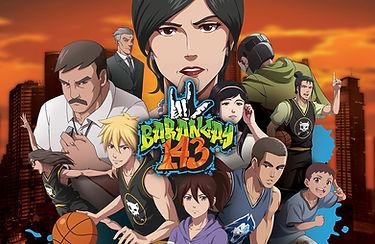 "Award-winning Filipino TV anime series ""Barangay 143"" is coming to Netflix PH on October 1"