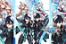 """""""Phantasy Star Online 2"""" online role-playing game collaborates with """"Sword Art Online"""" for a collaboration event in Dec 2020"""