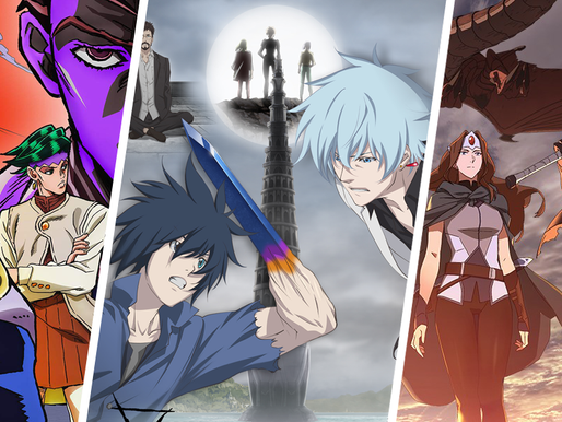 Anime shows on Netflix this March 2021