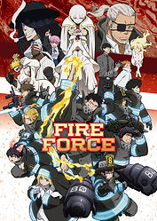 'Fire Force' Season 2 TV anime premieres July 2020