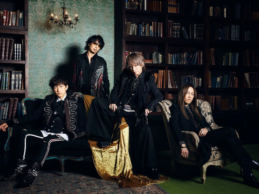 J-rock band L'Arc-en-Ciel performs 'Edens Zero' TV anime new opening theme song 'Forever'