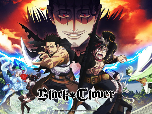 'Black Clover' TV anime series ends March 30, big announcement comes after the finale episode