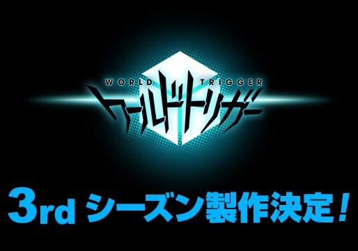 'World Trigger' Season 3 TV anime series has been announced