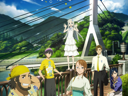 'Ano Hana: The Flower We Saw That Day' anime announces 10th Year Anniversary Project