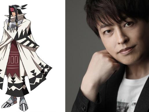 Shaman King's Silva original voice actor Hikaru Midorikawa returns to reprise role in 2021 reboot