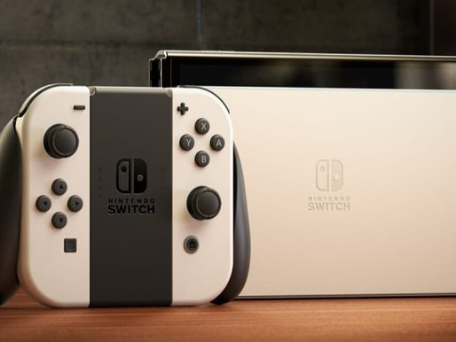 Nintendo unveils 'Nintendo Switch OLED Model', releases October 8 for $349.99