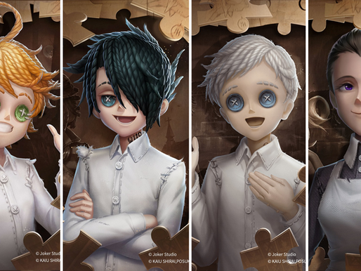 Horror mobile game 'Identity V' gears in for 'The Promised Neverland' collaboration event on Feb 23