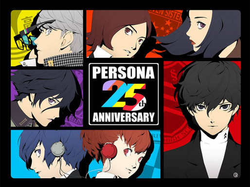 'Persona' 25th Anniversary teases seven new projects to be announced starting September