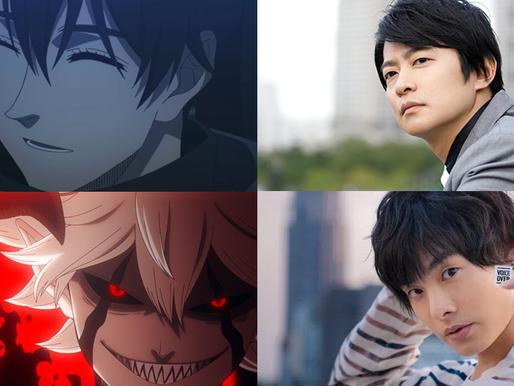 Hiro Shimono and Nobuhiko Okamoto join 'Black Clover' TV anime series cast, series to end in 2 weeks