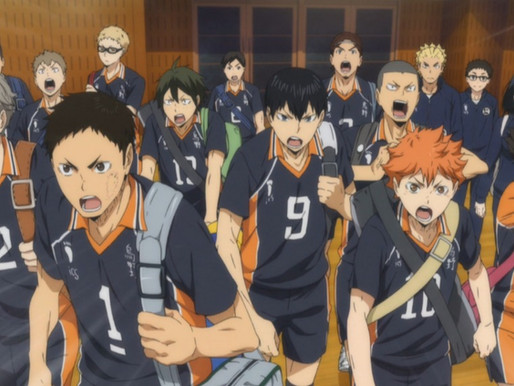 Haruichi Furudate's 'Haikyuu!!' receives mobile game with story mode based on the anime series