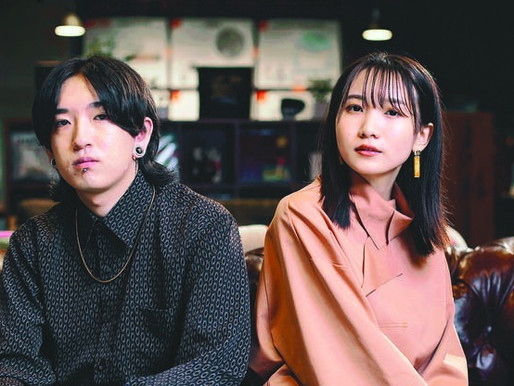 Japanese music duo YOASOBI performs 'BEASTARS Season 2' ending theme song titled 'Yasashii Suisei'