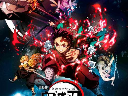 'Demon Slayer' anime film is now Japan's highest-grossing film of all time dethroning Spirited Away