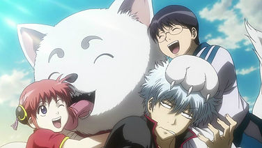 """Gintama was the reason I decided to send my work to JUMP. Thank you."" - Koyoharu Gotouge to Hideaki Sorachi"