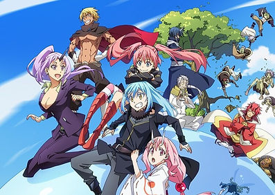 'That Time I Got Reincarnated as a Slime' movie announced for Fall 2022