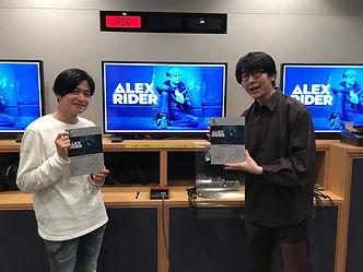 Tanjiro and Zenitsu's voice actors Natsuki Hanae and Hiro Shimono to dub U-Next's UK drama series 'Alex Rider'