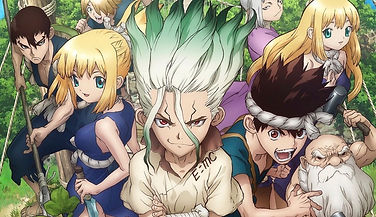 """Dr. Stone"" Season 1 is coming to Netflix Philippines and other selected territories on November 20"
