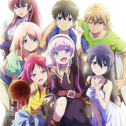 'The Day I Became a God' TV anime series  new key visual and PV has been released, premieres October 10, 2020