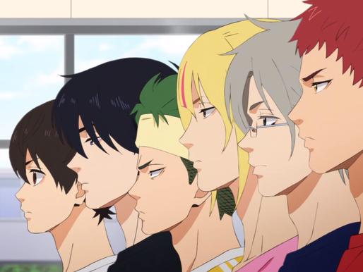 'Bakuten!! Rhythmic Gymnastics' original TV anime series reveals 2nd PV and new key visual