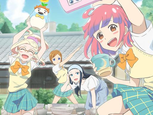 'Let's Make a Mug Too' anime receives new manga adaptation