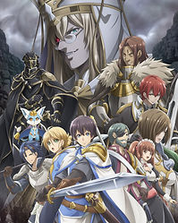 """Hortensia Saga"" TV anime series releases new key visual and 3rd PV, anime premieres January 6, 2021"