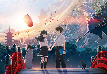 'Hello World' anime film is now streaming on Netflix in the Philippines