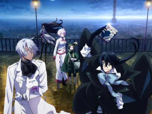 'The Case Study of Vanitas' Part 2 TV anime announces January 2022 broadcast