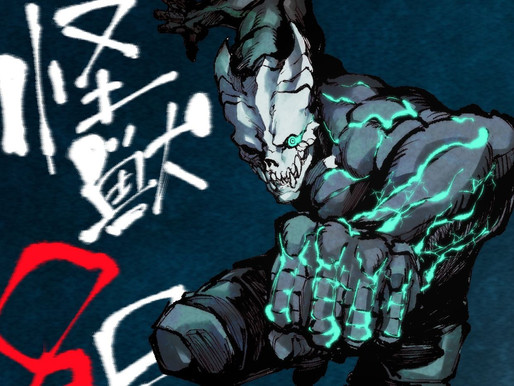 'Kaiju No. 8' manga series exceeds 3 million copies in circulation
