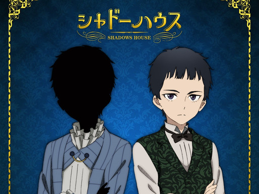 'Shadows House' TV anime series releases character visual for John/Shaun, anime premieres April 2021