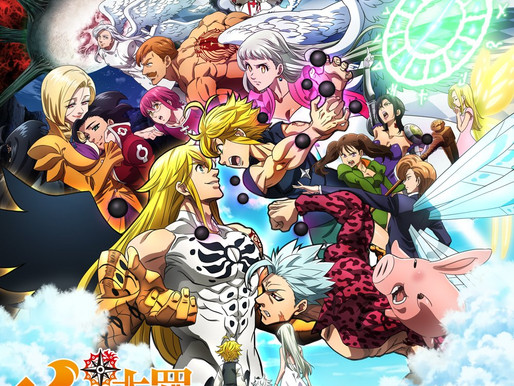 'The Seven Deadly Sins' TV anime series officially ends after 7 years