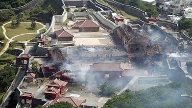 Oct 31, 2020: Marks the 1st anniversary of the massive fire that engulfed Okinawa's Shuri Castle - a 500-yr old world heritage site