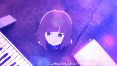"""""""DEEMO the Movie"""" anime film 2nd PV revealed, game to inspire a manga series"""