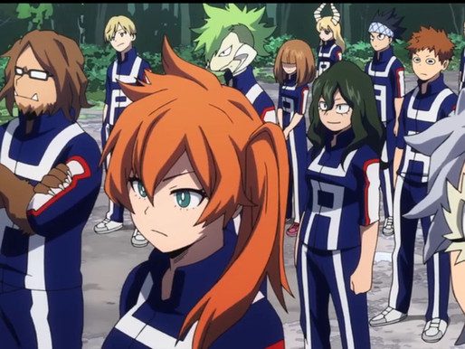 DIGEST: 5 Strongest Class 1-B Students and their Quirks Explained - My Hero Academia