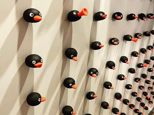 Noot, noot! Pingu's 40th Anniversary Exhibit in Tokyo, Japan