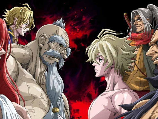 'Record of Ragnarok' TV anime announces Season 2