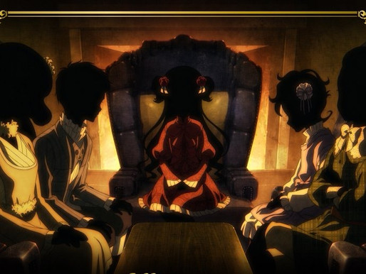 'Shadows House' horror-slice of life anime series reveals main visual and staff, premieres April 10
