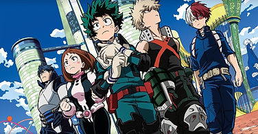 """My Hero Academia"" gets one New Original Anime Episode (OVA) on August 16"