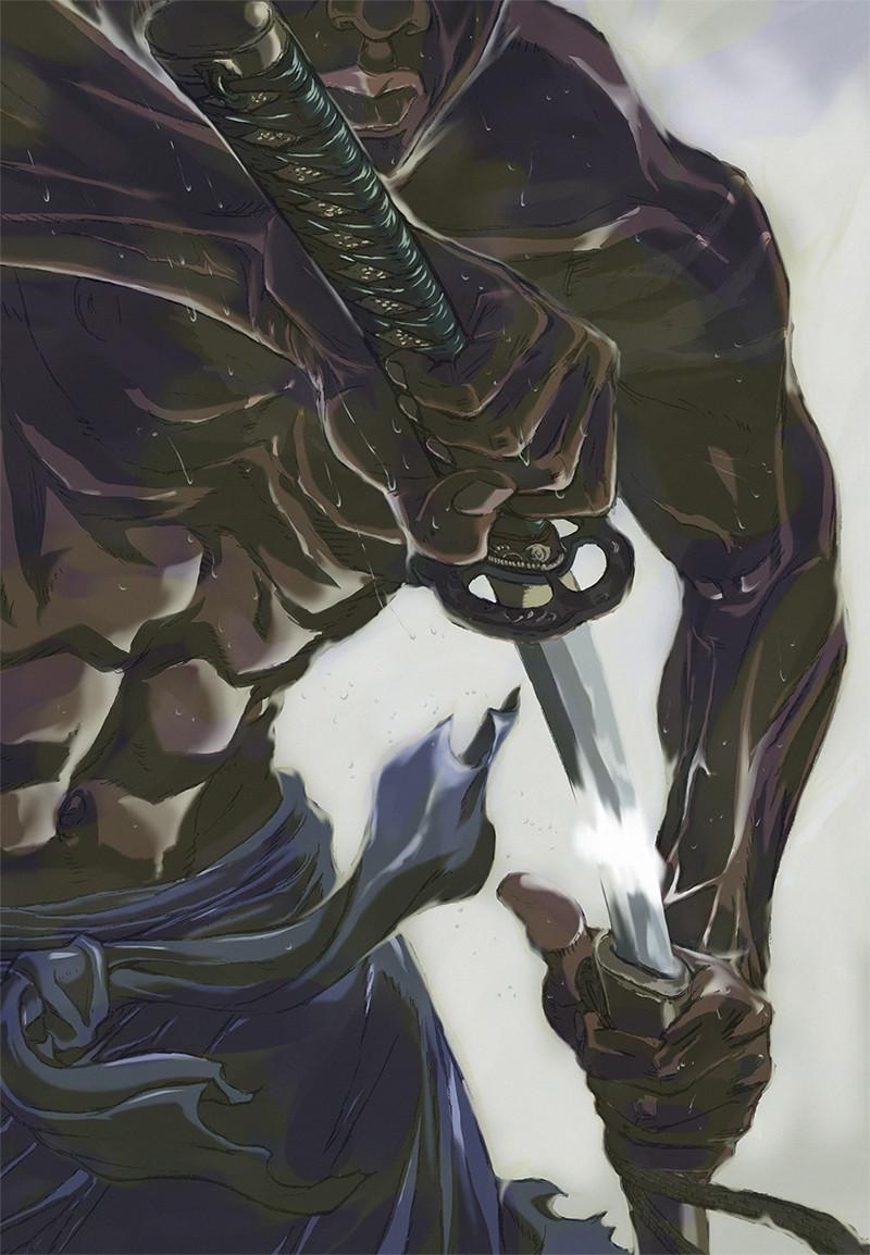 MAPPA x Netflix's historic samurai anime series 'Yasuke ...