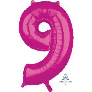 "34"" Pink 9"