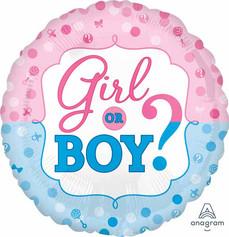 "18"" Girl or Boy?"