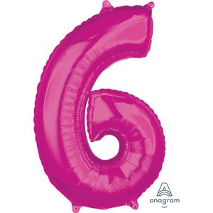 "34"" Pink 6"
