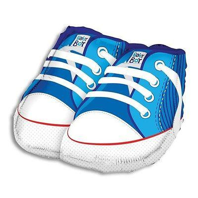 """18"""" Baby Shoes Blue"""