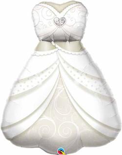 "38"" Wedding Dress"