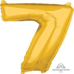 "34"" Gold 7"